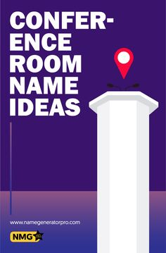 Generate some of the best conference room names with the conference room name generator. Get tips and ideas for naming your conference room as well. Meeting Room Names, Name Generator, Cool Names, Business Names, Online Business, Conference Room, How To Plan, Things To Sell, Tips