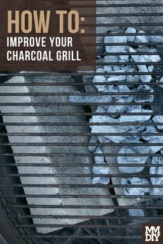 There is a DIY fix that can greatly improve your grills heat retention, and cut your charcoal use almost in half. The answer is, simply: add some insulation, in the form of…. // Home DIY // Grill // Grilling // DIY Fix // Diy Grill, Grill Oven, Charcoal Uses, Charcoal Grill, Brick Design, Grill Master, Radiant Heat, Outdoor Fire, How To Know