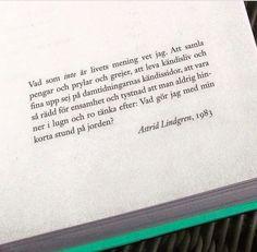 Astrid Lindgren, klok kvinna