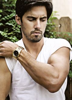 Milo Ventimiglia, but he will always be jes from gilmore girls