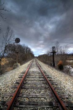 Abandoned Railroad McDermott Ohio   Flickr - Photo Sharing!