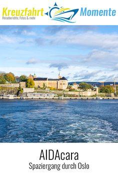 Nach 378 Seemeilen und einem Seetag erreichen wir die Hauptstadt Norwegens – Oslo. Da wir bereits um 7 Uhr festgemacht haben, genießen wir die Fahrt durch den Oslofjord am Abend. Die AIDAcara liegt heute von 7 bis 15 Uhr am Akershuskaien, welcher sich zentral in der Stadt befindet. Wie jeden Morgen ging es ins Calypso …