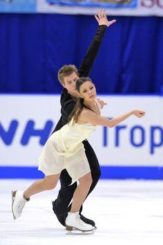 Ilinykh - Katsalapov  NHK 2011, FD