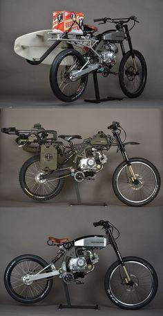 จักรยานมอเตอร์ไซค์