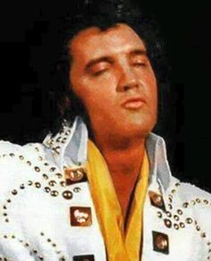 Today, I'm thinking of Elvis.