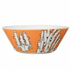 Moomin bowl, Hattifatteners