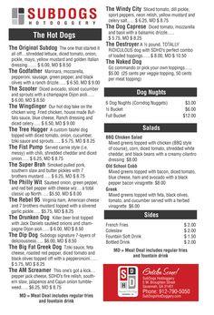 Best Gourmet Hot Dogs