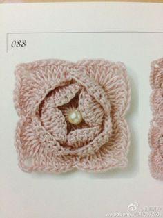 *r ♪ ♪ ... #inspiration_crochet #diy GB