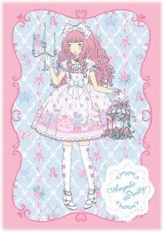 Angelic Pretty Imai Kira