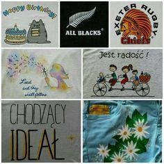 7 latest tshirts 💙💙💙