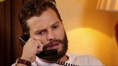 Jamie Dornan - screencap from Children In Need charity campaign broadcast 2016
