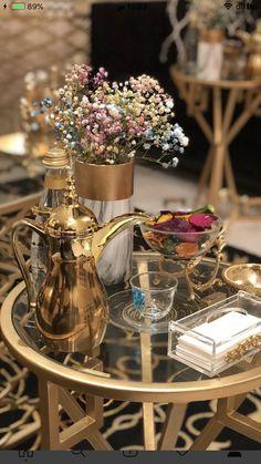 Ramadan Decorations, Diy Wedding Decorations, Table Decorations, Coffee Table Styling, Decorating Coffee Tables, Middle Eastern Decor, Boho Bedroom Diy, Arabian Decor, Food Decoration