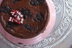 Cheesecake pečiem veľmi rada, je to veľa muziky za málo roboty. Čokoláda a mak sú moje obľúbené, čiže ich spojenie sa dalo čakať.