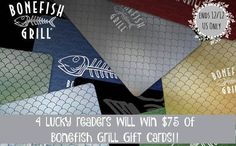 Have you ever been to Bonefish Grill? They have great food and great atmosphere. If you like seafood, you will prob love this place!