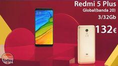 Offerta - Xiaomi Redmi 5 Plus 3/32Gb Black/Blu/Gold Global version (banda 20) da 132€ spedizione Italy Express Inclusa ! #Xiaomi #5 #Offerta #Plus #Redmi #Xiaomi https://www.xiaomitoday.it/?p=32337