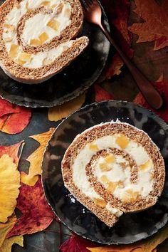 September 2016 Recipes: Cinnamon Roulade