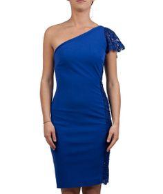 Groppetti Luxury Store - Abito Monospalla - Emilio Pucci Spring Summer Collection 2014 #emiliopucci #woman #fashion