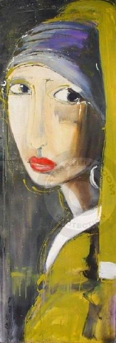 Discover great art by contemporary artist Ica Saez. Browse artworks, buy original art or high end prints. Abstract Portrait, Portrait Art, Abstract Art, Van Gogh Pinturas, Selling Paintings, Arte Pop, Art For Art Sake, Painting Inspiration, Female Art