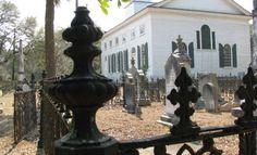 Edisto Island Presbyterian Church is a historic Presbyterian church on Edisto Island, South Carolina.