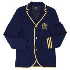 「テーラードジャケットを発売しているアディダス」の画像検索結果
