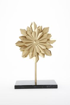 @Nate Berkus  Decorative Starburst Figural