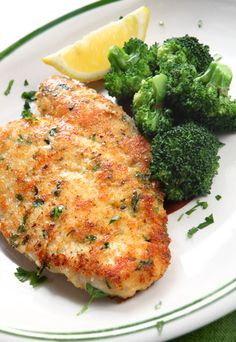 Seasoned Baked Chicken Breasts -- Molly McButter makes it easy to add a flavorful and healthy twist to your favorite foods - mollymcbutter.com #recipe #buttersubstitute #chicken