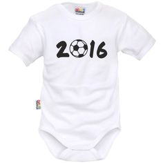 Body bébé de sport : 2016 - Collection Euro 2016 - SiMedio
