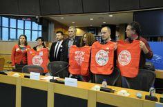 El tancament de RTVV és explicat al Parlament Europeu