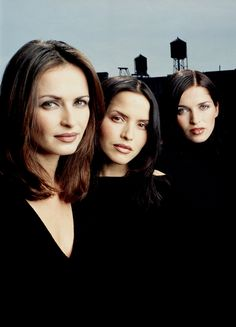 #1459,#1460+ #1461 The Corrs (sisters) - Andrea, Caroline & Sharon Corr  members of irish pop group