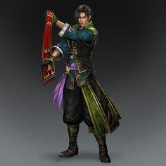 Dynasty Warriors 8: Empires - Fa Zheng