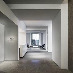 IMG World Headquarters – Richard Meier & Partners Architects