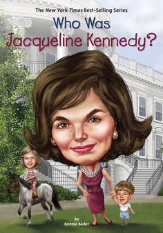 Buy Who Was Jacqueline Kennedy? by Bonnie Bader, Joseph J. Qiu, Who HQ and Read this Book on Kobo's Free Apps. Discover Kobo's Vast Collection of Ebooks and Audiobooks Today - Over 4 Million Titles! Bronx Zoo, Jackie Kennedy, Steven Spielberg, Inspirational Books, Book Series, American, New Books, Children's Books, Biography