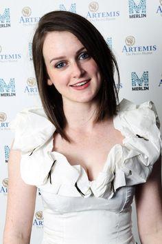 Sophie McShera of Downton Abbey