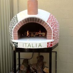 Wood Fired Brick Pizza Oven Made in USA | eBay