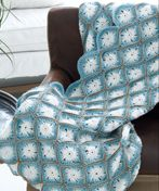 Oh My Crochet Throw