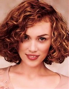 adding blonde highlights to strawberry blonde curly hair - Google Search