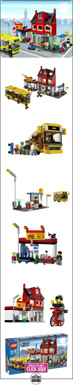 Tráfico Y Vida En LEGO City 7641 - Vida Urbana en LEGO City (ref. 4534807)  ✿ Lego - el surtido más amplio ✿ ▬► Ver oferta: https://comprar.io/goto/B001U3ZMF4