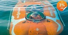 Faibels, Uboot, bemanntes, Nemo 100Explorer, Tauchtiefe 50m, Rabatt, Bonus, Cashback, Gutschein, weeconomy, wee für YubyYu