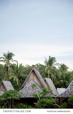 Tiled rooftops on a Thai Island Wanderlust Travel, Asia Travel, Let It Burn, Thai Islands, Rooftops, Travel Style, Thailand, Photograph, Relax