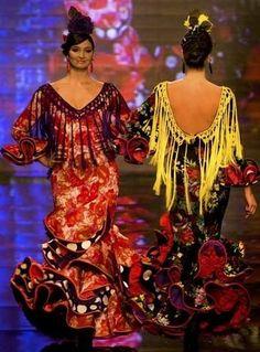 International Flamenco Fashion Photo: AP