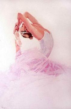 Alexey Slusar, 1961 ~ Flamenco dancers