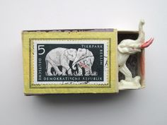 mano kellner, art box nr 268, elfenbein (ivory) - weg!
