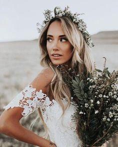 Off Shoulder Vintage Lace Mermaid Cheap Wedding Dresses, Shore Sleeves Bridal Dresses, WD432