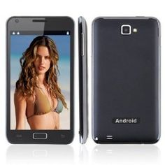 5 Inch Screen Android 4.0 Smart Phone N8000 Dual SIM Mtk6575 1ghz 3g Tv GPS,$172.95