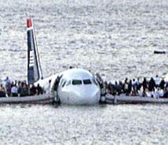 US AIRWAYS Crash into the Hudson River