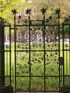 Amazing gate...