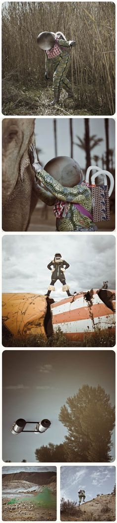 The Afronauts Series 10 by Cristina de Middel, Sony World Photography Awards 2012, Somerset House