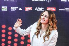 "Monika Kuszynska on the Red Carpet: ""There's always pressure — I just do my best"""
