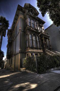 1198 Fulton St, the William Westerfeld House,  Alamo Square-San Francisco, California -Documentary (In Production) http://www.houseoflegendsmovie.com