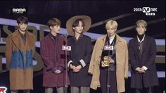 151202 SHINee - 2015 Mnet Asian Music Awards